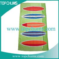 Wholesale personalised beach towel bt0089 from china suppliers