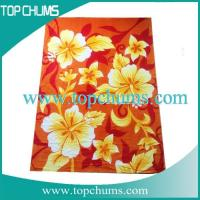 Buy cheap hibiscus beach towel bt0208 from Wholesalers