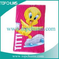 China childs beach towel bt0186 on sale