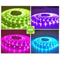 Wholesale 60Lights/M RGB SMD5050 LED Strip from china suppliers