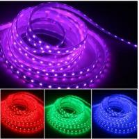 Wholesale 5M 30leds/m SMD5050 150LEDS RGB LED Strip 12VDC from china suppliers