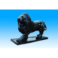 Wholesale Marble animal lion sculpture with high quality from china suppliers