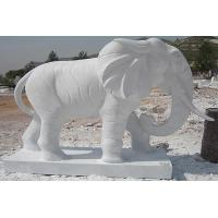Wholesale Big Elephant Marble Sculpture Gargoyle Statue With High Quality from china suppliers