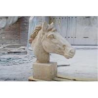 Wholesale Animal Horse Marble Radha Krishna Statue Sculpture With High Quality from china suppliers