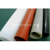 Wholesale Rubber Products Silicone Rubber Sheet from china suppliers