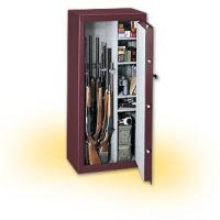 China Detectors 19 Rifle Convertible Gun Safe With Electronic Lock-$900.00 on sale