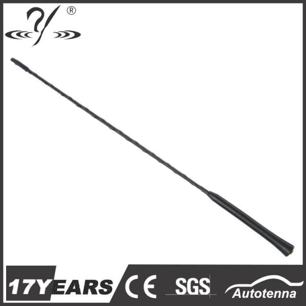 1 section helical wound element on fiberglass replacement car antenna mast ms666 of item 44928312