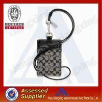 Wholesale Crystal Retractable Rhinestone Lanyards With Id Badge Holder, Lanyard from china suppliers
