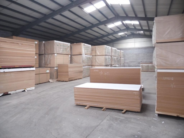 Medium Density Flooring ~ Timber medium density fiberboard of item