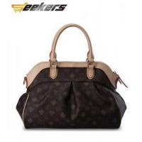 Wholesale Vintage Elegant Leather tote bags from china suppliers