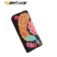 Wholesale Double-sided embroidered womens clutch purses from china suppliers