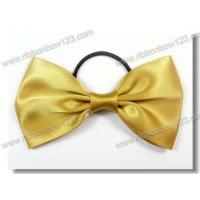 Wholesale Ribbon Bows on Bottle satin bow tie with elastic for perfume bottle from china suppliers