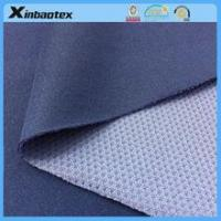 Wholesale breathable Single Interlock bonded Mesh for outdoor sports from china suppliers