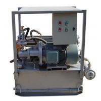 Wholesale GH-H Serires Hydraulic High Pressure Jet Grout Pump from china suppliers