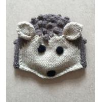 Wholesale Soft Acrylic Boy's Knitting Hedgehog Imitate Animal Hat from china suppliers