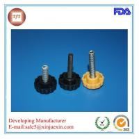 Wholesale Plastic feet plastic hardware furniture feet Round plastic feet from china suppliers