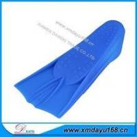 hot sell silicone swimming flipper shoes for training