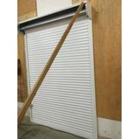 China Caribbean Windproof aluminum automatic roll up door on sale