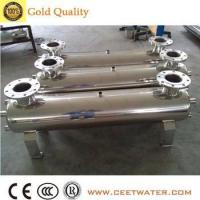 uv sterilizer water purifier sewage water treatment plant