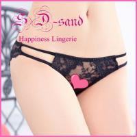 Wholesale 2015 Sexy Lace Low Rise String Panties #102 from china suppliers