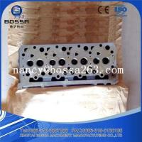 Wholesale Construction machinery parts cylinder head 4cylinders from china suppliers