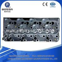 Wholesale Construction machinery parts Kubota engine cylinder head D1503 D1703 D1803 from china suppliers