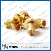 Wholesale precision machining self locking cap nut/press nut from china suppliers