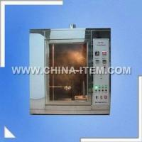 Lab Needle Flame Tester for IEC60695, Flammability Test Machine Needle Flame Tester for IEC60112
