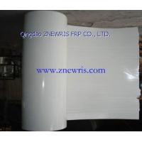 FRP rolled-up mirror panel