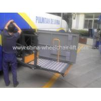 Buy cheap Wheelchair Lift WL-T-1000G Wheelchair Lift from Wholesalers