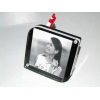 Photo Frame With Pen Holder