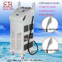 China Shr Ipl Hair Removal EB-HR6A on sale