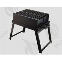 Buy cheap Heat-resistant painted steel smokeless folding charcoal grill from wholesalers