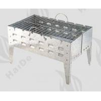 Buy cheap galvanized barbecue grill with wire mesh/ galvanized barbecue grill from wholesalers