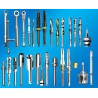 dental implant tools, dental implant drills, wrenches, drivers and trephines