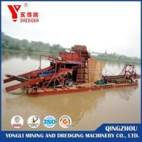 Wholesale Gold/diamond Dredger Bucket Type Gold/diamond Dredger from china suppliers