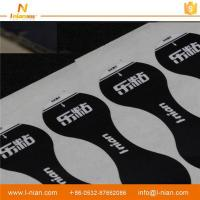 Custom hologram Anti-Counterfeit Tamper evident security sticker silver self adhesive VOID Labels