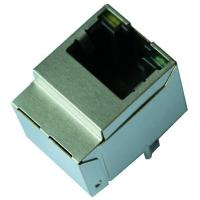 1840417-2 Gigabit Vertical RJ45 Connector With Magnetics