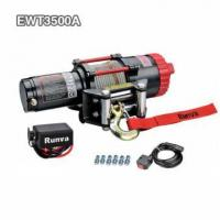 Powersport Winches Atv Utility Electric Winch 3500 Lbs