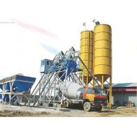2HZS35 Twin Mixer Concrete Plant