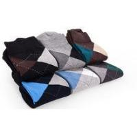 Men socks custom logo sport socks