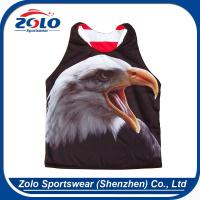 Wholesale Men's Sublimation Lacrosse Reversible Jersey from china suppliers