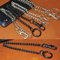 Wholesale DIY Metal Bag With Waist Hanging Key Chain from china suppliers