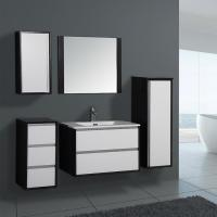 Wholesale Bathroom Vanity Modern Grey Color for Big Bathroom from china suppliers