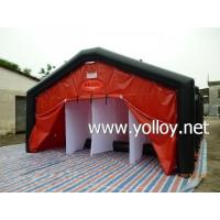 Inflatable Dome Tent Emergency Inflatable Outdoor Shower Decontamination Tent