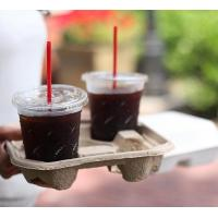 Buy cheap 2 Cup Holder/Cup Carrier from wholesalers
