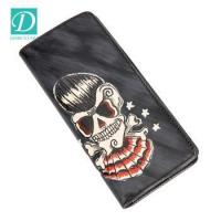 Buy cheap New trend men leather casual wallet big capacity credit card holder leather clutch long wallet from wholesalers
