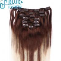 Wholesale China Factory Wholesale Clip In Hair Extentions Manufacturers Remy Human Hair from china suppliers