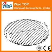 China BBQGrillGrates 7433 Stainless steel Weber Hinged BBQ Cooking Grate on sale
