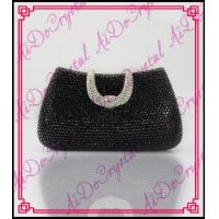 Wholesale Aidocrystal elegant women handmade crystal evening clutch bags from china suppliers